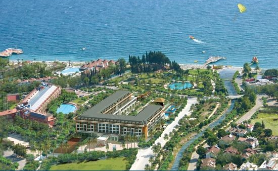 CRYSTAL DE LUXE  HOTELS RESORTS  SPA KEMER