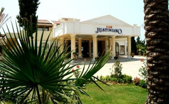 CLUB JUSTİNİANO BEACH