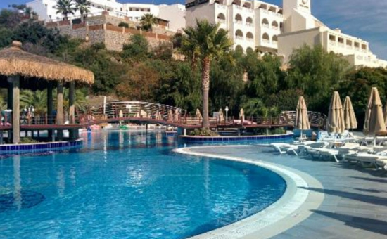 SALMAKİS RESORT HOTEL