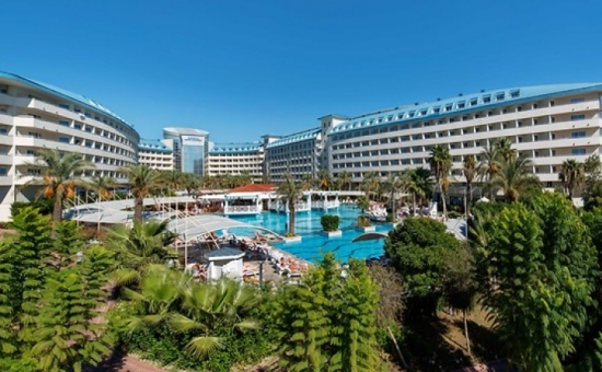 CRYSTAL ADMİRAL RESORT HOTEL