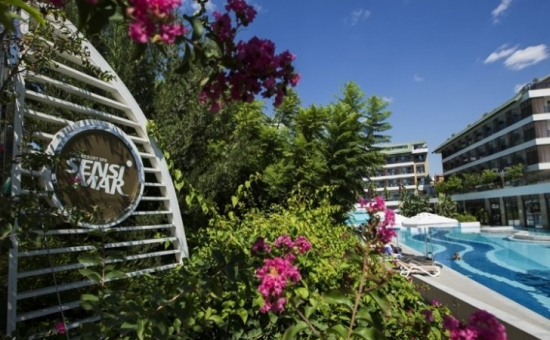 SENSİMAR SİDE RESORT OTEL